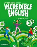 Incredible English 2ed. 3 Activity Book